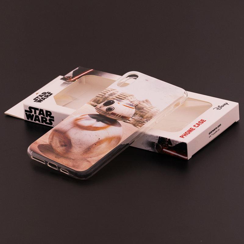 Husa iPhone XS Max Cu Licenta Disney - Star Wars BB-8