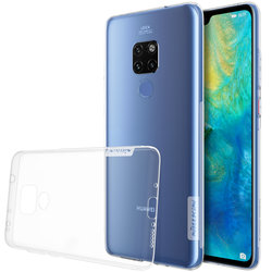 Husa Huawei Mate 20 Nillkin Nature UltraSlim Transparent
