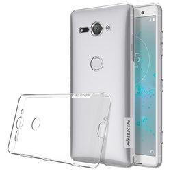 Husa Sony Xperia XZ2 Compact Nillkin Nature UltraSlim Transparent