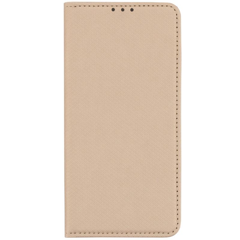 Husa Smart Book Huawei P30 Lite Flip Auriu