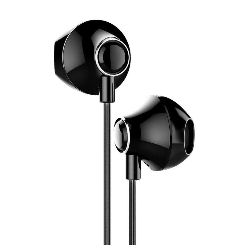 Casti In-Ear Cu Microfon Baseus Encok H06 - NGH06-01 - Negru