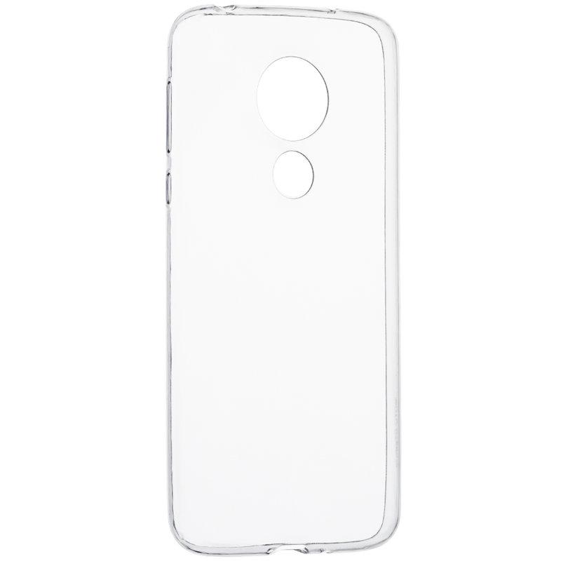 Husa Motorola Moto G7 Power TPU UltraSlim Transparent