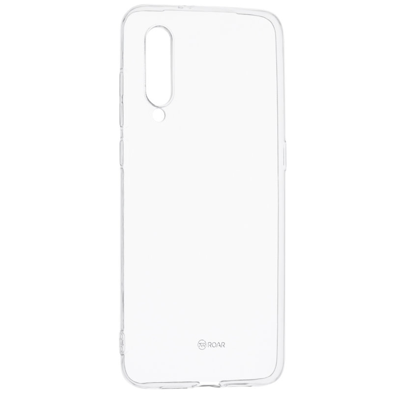 Husa Xiaomi Mi 9 Roar Colorful Jelly Case - Transparent