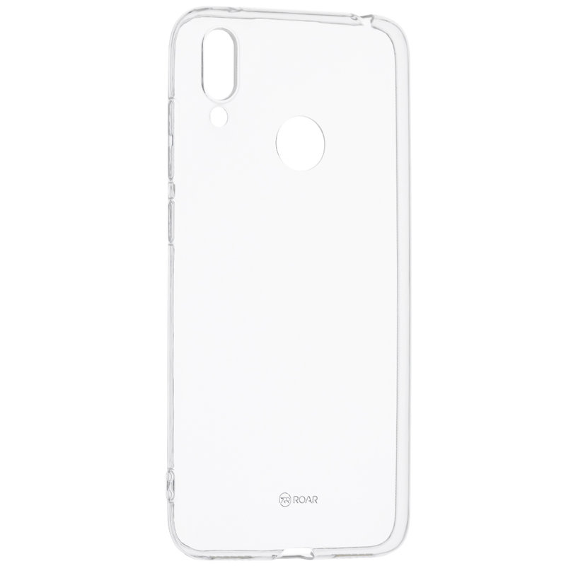 Husa Huawei Y7 2019 Roar Colorful Jelly Case - Transparent