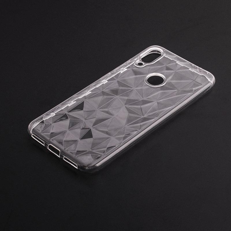 Husa Xiaomi Redmi Note 7 Silicon TPU Prism - Clear