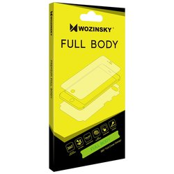 Folie Protectie 360° iPhone XS Wozinsky Regenerabila Fullbody - Clear