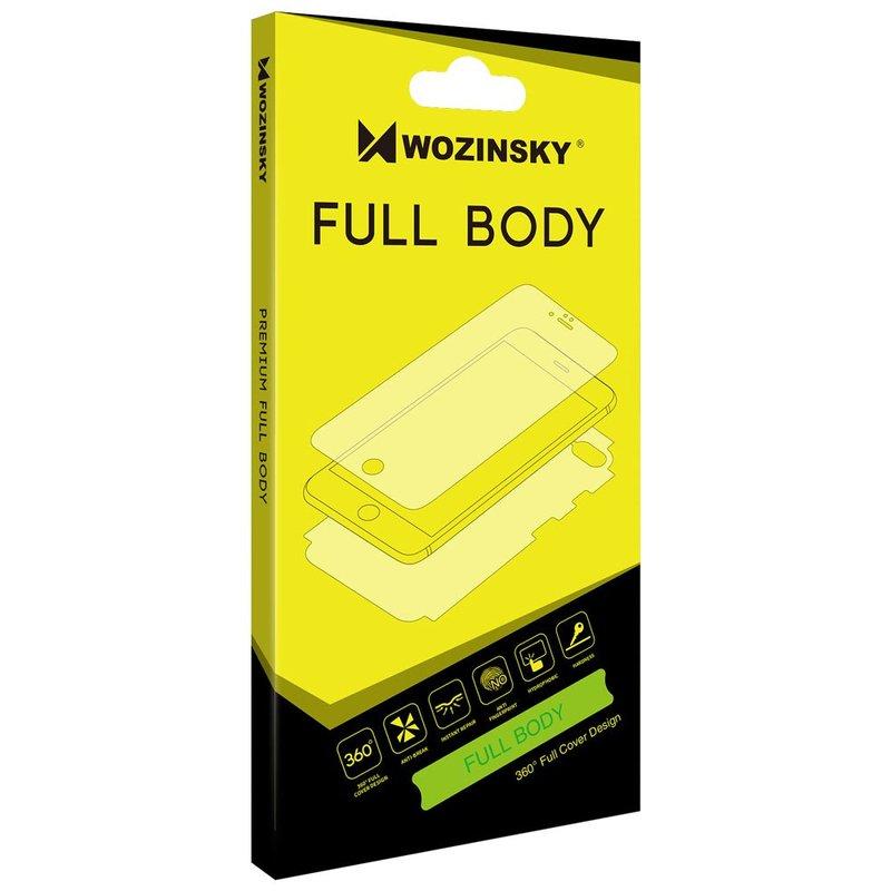 Folie Protectie 360° Samsung Galaxy S9 Wozinsky Regenerabila Fullbody - Clear