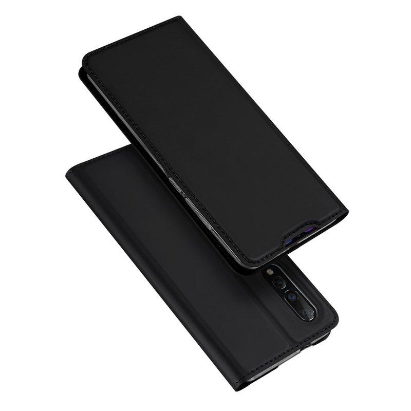 Husa Xiaomi Mi 9 Dux Ducis Flip Stand Book - Negru