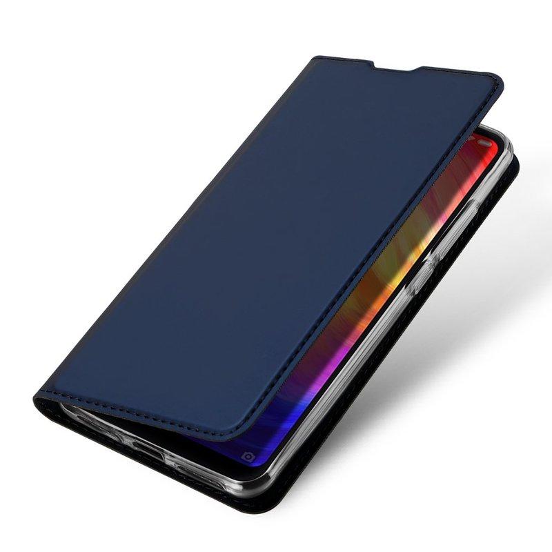 Husa Xiaomi Redmi Note 7 Dux Ducis Flip Stand Book - Albastru