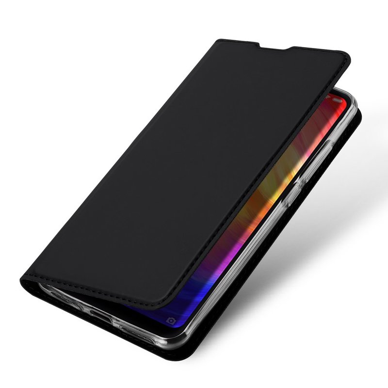 Husa Xiaomi Redmi Note 7 Dux Ducis Flip Stand Book - Negru