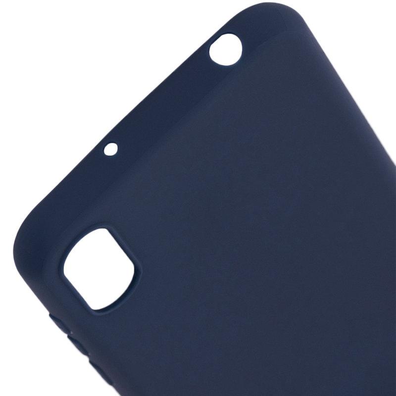 Husa Huawei Y6 2019 Soft TPU - Albastru