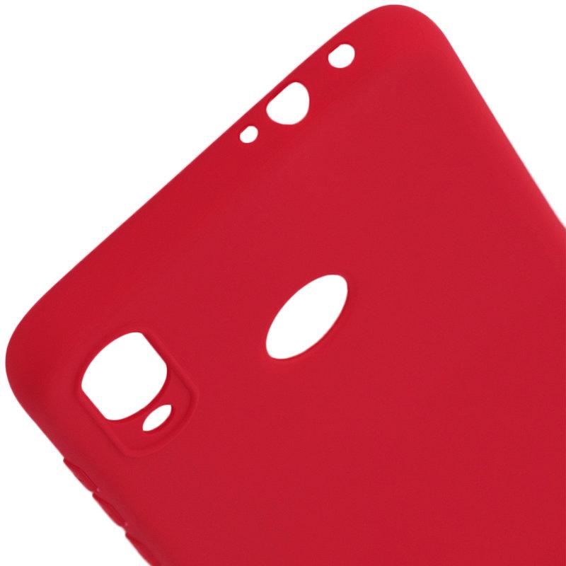 Husa Xiaomi Redmi Note 7 Soft TPU - Rosu