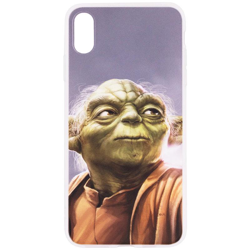 Husa iPhone XS Max Cu Licenta Disney - Yoda