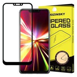 Folie Protectie Wozinsky Huawei P Smart 2019 FullGlue FullCover - Black