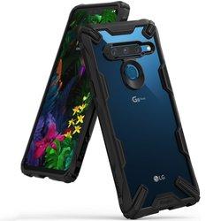 Husa LG G8 ThinQ Ringke Fusion X - Black
