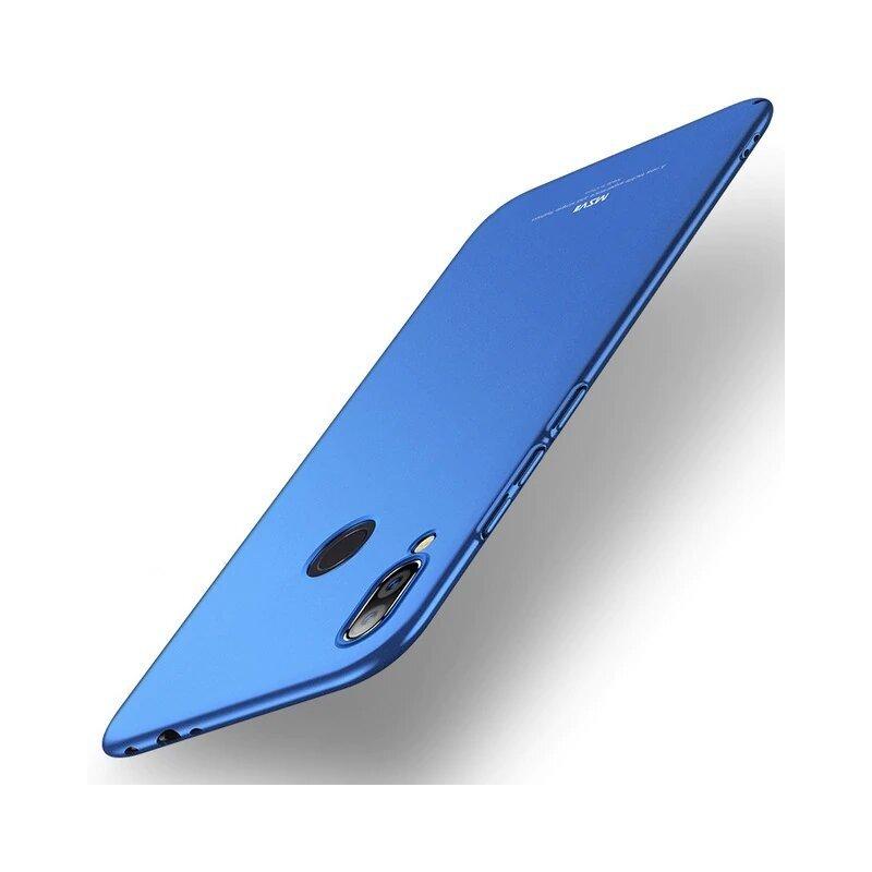 Husa Xiaomi Redmi Note 7 MSVII Ultraslim Back Cover - Blue