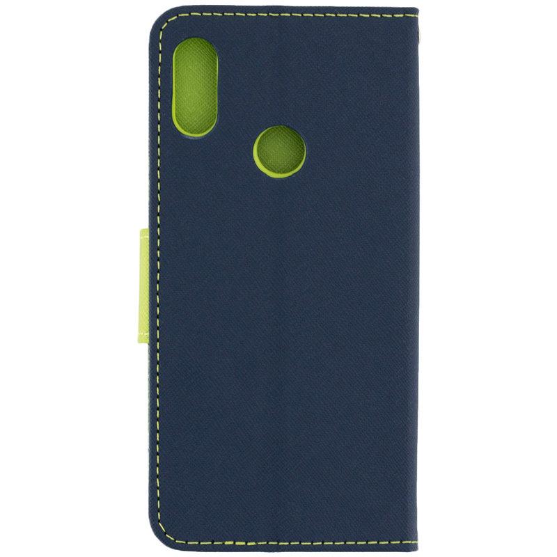Husa Xiaomi Redmi Note 7 Flip Albastru MyFancy