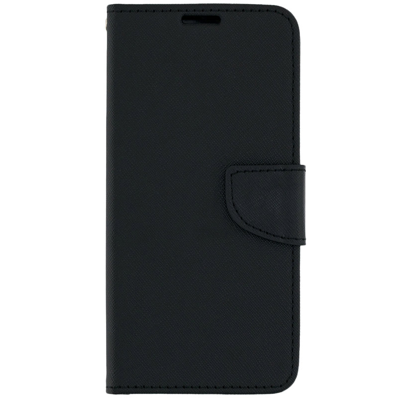 Husa Xiaomi Redmi Note 7 Flip Negru MyFancy