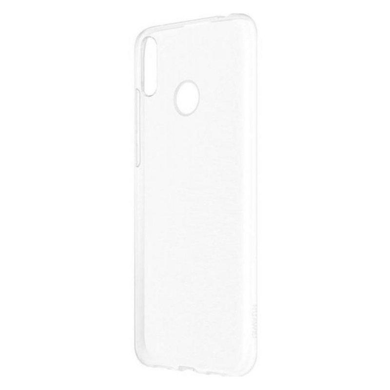 Husa Originala Huawei Y7 2019 Clear Cover - Transparent