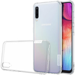 Husa Samsung Galaxy A50 Nillkin Nature UltraSlim Transparent