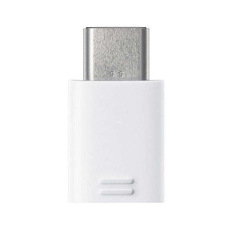 Convertor Samsung Micro-USB- Type-C - White Blister EE-GN930