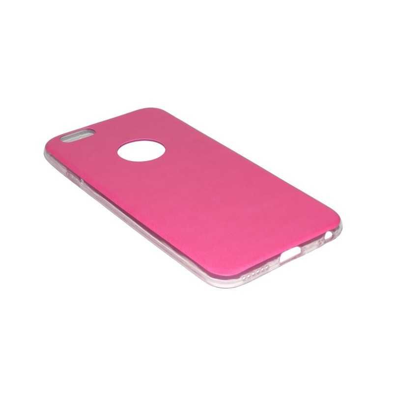 Husa Iphone 6 Jelly Leather - Roz