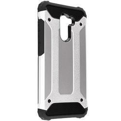 Husa Xiaomi Pocophone F1 Mobster Hybrid Armor - Argintiu