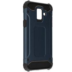 Husa Samsung Galaxy A6 2018 Mobster Hybrid Armor - Albastru