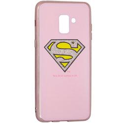Husa Samsung Galaxy A8 Plus 2018 A730 Cu Licenta DC Comics - Electro Superman