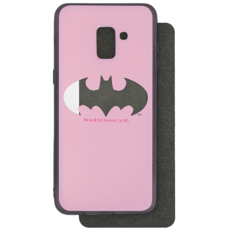 Husa Samsung Galaxy A8 Plus 2018 A730 Cu Licenta DC Comics - Electro Batman