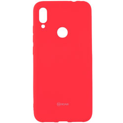 Husa Xiaomi Redmi Note 7 Roar Colorful Jelly Case - Portocaliu Mat