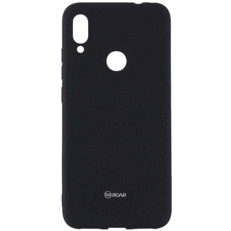 Husa Xiaomi Redmi Note 7 Roar Colorful Jelly Case - Negru Mat