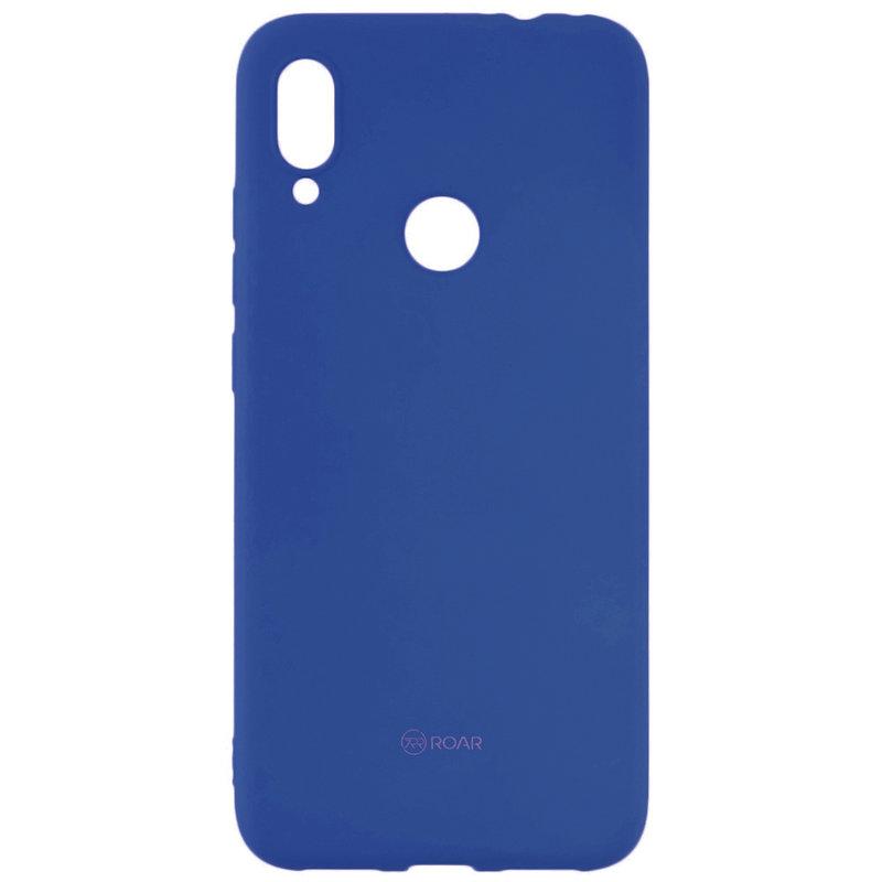 Husa Xiaomi Redmi Note 7 Roar Colorful Jelly Case - Albastru Mat