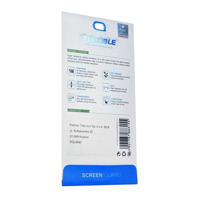 Folie Protectie Ecran Samsung Galaxy A40 Nano Flex 9H