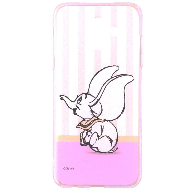 Husa Samsung Galaxy A6 2018 Cu Licenta Disney - Playful Dumbo
