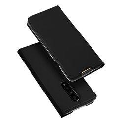 Husa OnePlus 7 Pro Dux Ducis Flip Stand Book - Negru