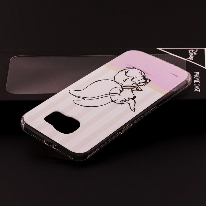 Husa Samsung Galaxy S6 G920 Cu Licenta Disney - Playful Dumbo