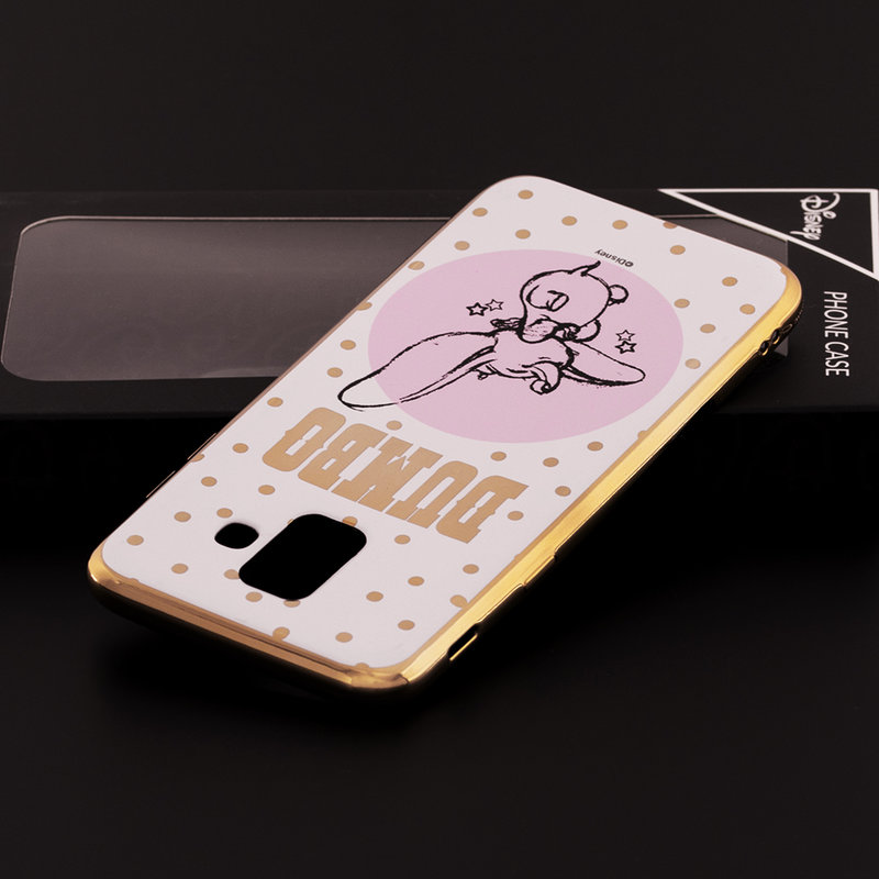 Husa Samsung Galaxy A6 2018 Cu Licenta Disney - Happy Dumbo