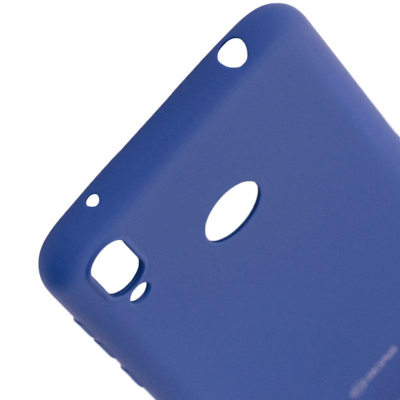 Husa Huawei Y7 2019 Roar Colorful Jelly Case - Albastru Mat