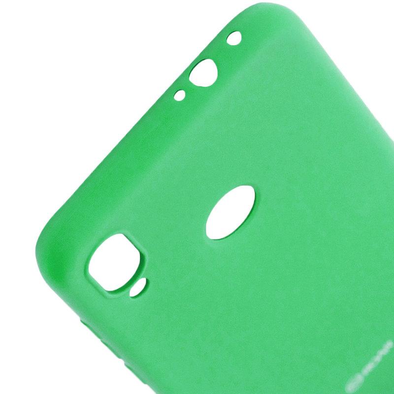 Husa Xiaomi Redmi Note 7 Roar Colorful Jelly Case - Mint Mat