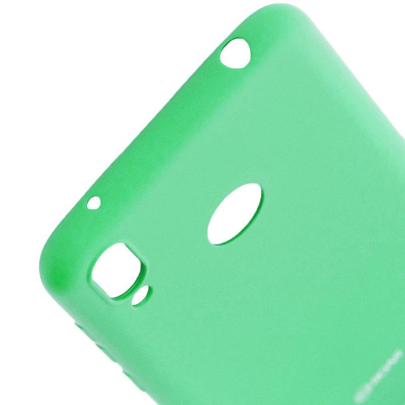 Husa Huawei Y7 2019 Roar Colorful Jelly Case - Mint Mat