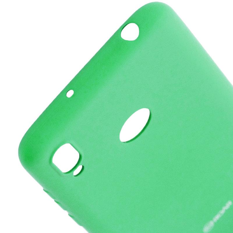 Husa Huawei Y6 2019 Roar Colorful Jelly Case - Mint Mat