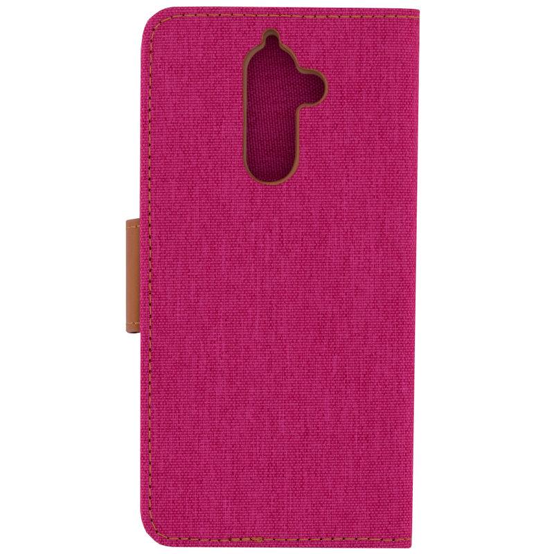Husa Nokia 7 Plus Canvas Book Roz