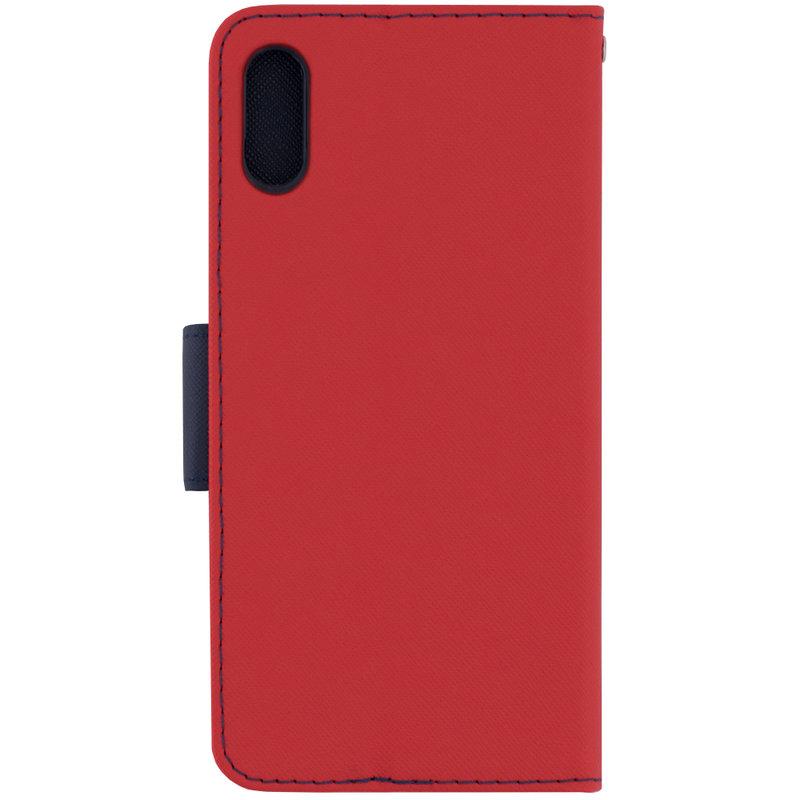 Husa Huawei Y6 2019 Flip Rosu MyFancy