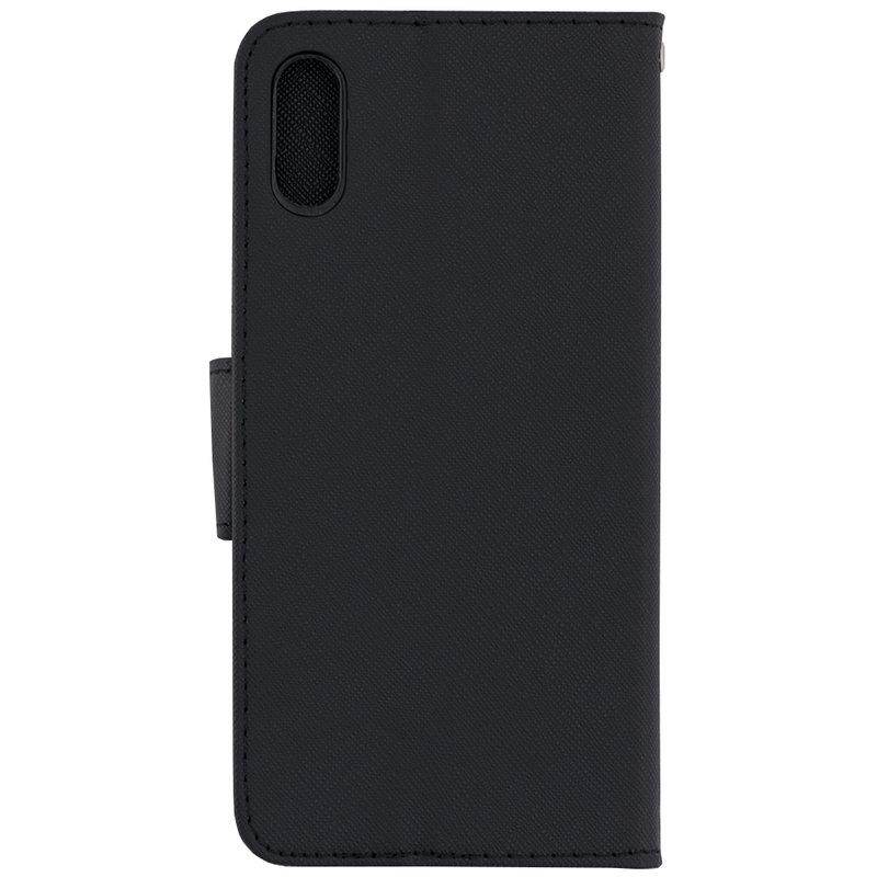 Husa Huawei Y6 2019 Flip Negru MyFancy