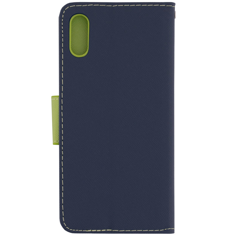 Husa Huawei Y6 2019 Flip Albastru MyFancy
