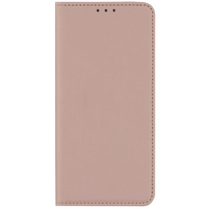 Husa Smart Book Xiaomi Redmi Note 7 Flip Auriu