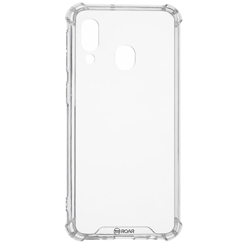 Husa Samsung Galaxy A40 Roar Armor Transparent