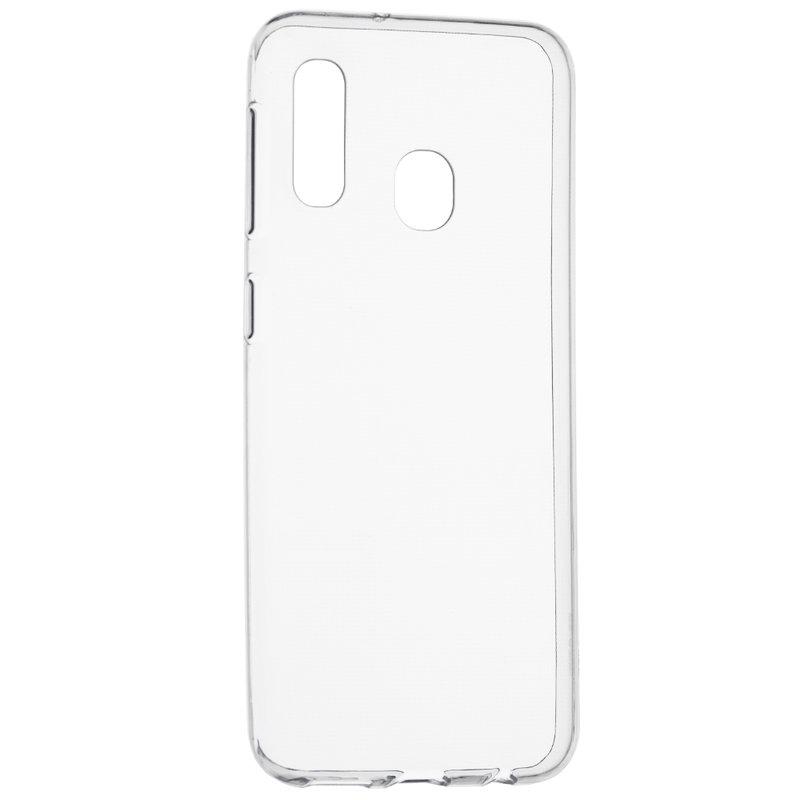 Husa Samsung Galaxy A20e TPU UltraSlim Transparent