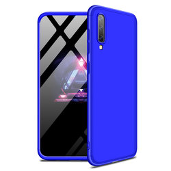 Husa Samsung Galaxy A50 GKK 360 Full Cover Albastru